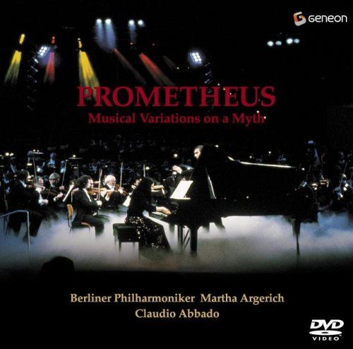 アバド/ベルリン・フィル「プロメテウス神話」のさまざまな変奏 [DVD]