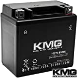KMG® YTZ7S Sealed Maintenace Free 12V Battery High Performance SMF OEM Replacement Maintenance Free Powersport Motorcycle ATV Scooter Snowmobile Watercraft KMG