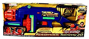 Automatic Tommy 20 (battery operated) w/ 20 darts