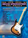 The New Best of Bruce Springsteen for Guitar (Easy Tab Deluxe) (1576235181) by Springsteen, Bruce