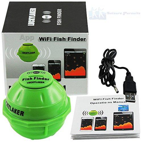 wi-fi эхолот fishfinder