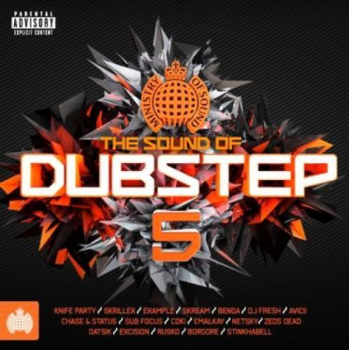 Ministry of Sound: Sound of Dubstep 5 Import Edition by Various Artists (2012) Audio CD