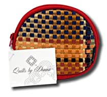 Donna Sharp Quilts Quilted Weaver Change Purse 41975