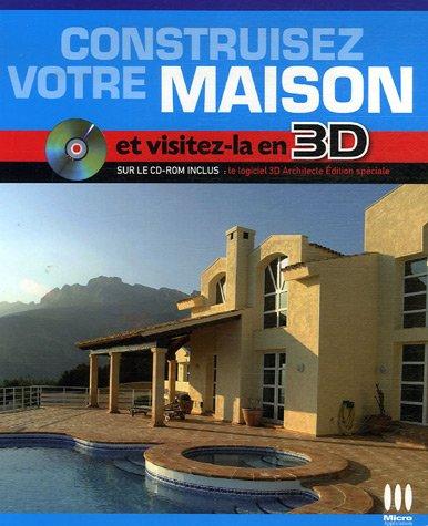 Livre construisez votre maison de a z et visitez la en for Construisez votre propre maison moderne