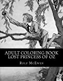 img - for Adult Coloring Book - Lost Princess of Oz book / textbook / text book