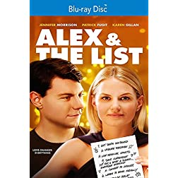 Alex and the List [Blu-ray]