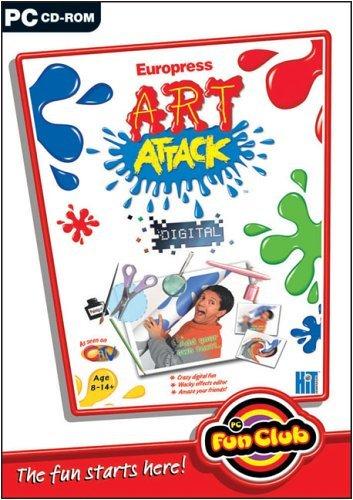 PC Fun Club: Art Attack Digital (PC), PC