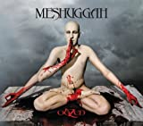 ObZen limited digi re-issue by Meshuggah (2013-05-04)