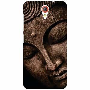 HTC Desire 620 Phone Cover-Buddha Matte Finish Phone Cover