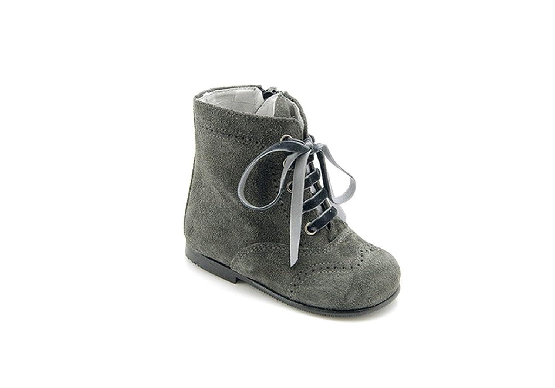 León Shoes BOTA Mädchen Stiefel grau 25, 27, 29 bestellen