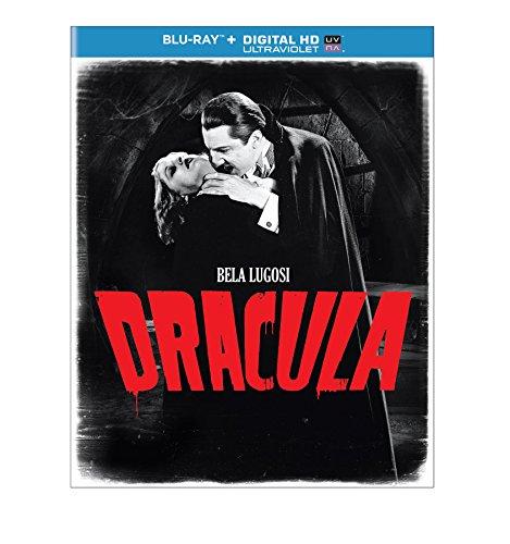 Dracula (1931) (Blu-ray + DIGITAL HD with UltraViolet)
