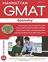 GMAT Strategy Guide, 5th Edition: Geometry, Guide 4 Front Cover