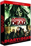 echange, troc Survival Of The Dead , Diary Of The Dead