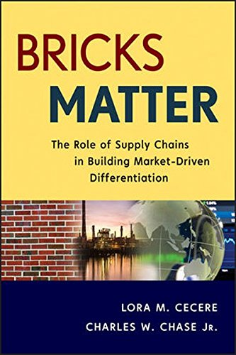 Bricks Matter: The Role of Supply Chains in Building Market-Driven Differentiation (Wiley and SAS Business Series)