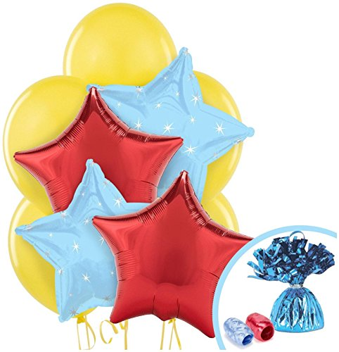 Birthday Express - Penguin Party Balloon Bouquet
