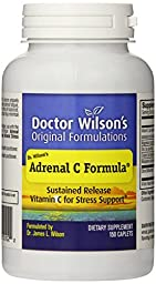 Dr Wilson\'s Original Formulations Adrenal C Extracts, 150 Count