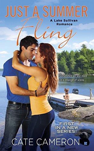 Image of Just a Summer Fling (A Lake Sullivan Romance)