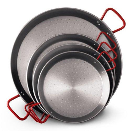 "Sur La Table Spanish Paella Pan 10042-42Cm , 16½"", Serves 10"