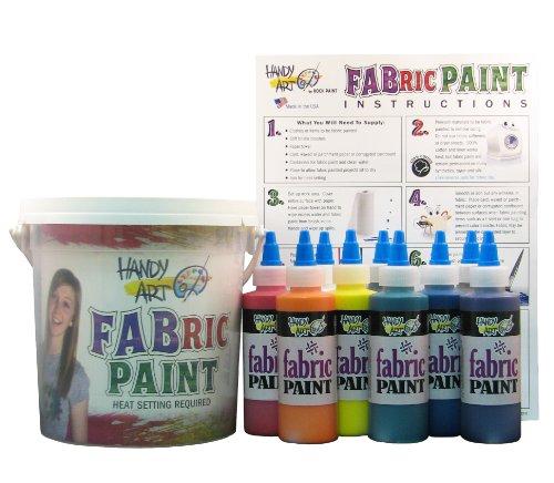 handy-art-by-rock-paint-885-060-4-ounce-fabric-paint-9-color-kit
