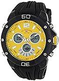 U.S. Polo Assn. Sport Mens US9494 Analog-Digital Display Analog Quartz Black Watch