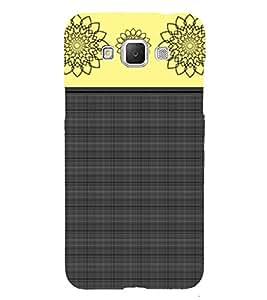 Rangoli design 3D Hard Polycarbonate Designer Back Case Cover for Samsung Galaxy Grand Max G720