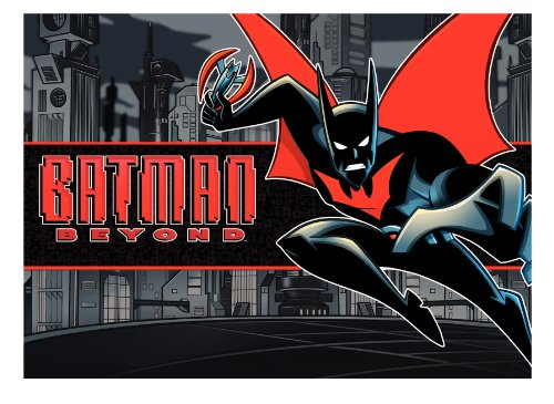 Cover art for  Batman Beyond: The Complete Series