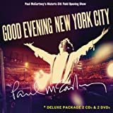 Good Evening New York City Paul Mccartney