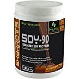 SHARRETS NUTRITIONS - ISOLATED SOY PROTEIN 90% CHOCOLATE FLAVOR (1kg.)