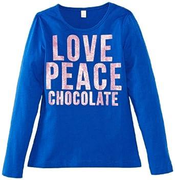 ESPRIT 123EE5K005 Printed Girl's T-Shirt Reef Blue 9 Years