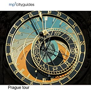 Prague: mp3cityguides Walking Tour | [Simon Harry Brooke]