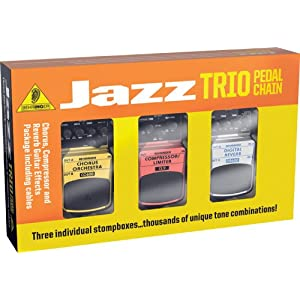 behringer jazz trio chorus compressor and reverb guitar effects package effects bay. Black Bedroom Furniture Sets. Home Design Ideas