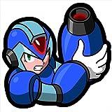 ロックマンX エックス 刺繍PATCH