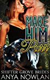 img - for Make Him Purr: A Paranormal BBW Werepanther Shape Shifter Mail-Order Navy SEAL Romance (Shifter Grove Brides Book 1) book / textbook / text book