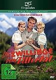 DVD Cover 'Die Zwillinge vom Zillertal (Filmjuwelen)