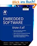 Embedded Software (Newnes Know It All)