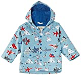 Hatley Little Boys Little Boys Raincoat Fighter Jets