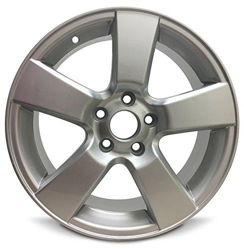 Chevrolet Cruze 16 Inch 5 Lug 5 Spoke Alloy Rim/16x6.5 5-105 Alloy Wheel (Chevy 5x5 Rims compare prices)