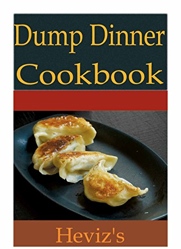 Dumpling Recipes 101: Delicious, Low Budget, Mouth Watering Dumpling Recipes Cookbook by Heviz's