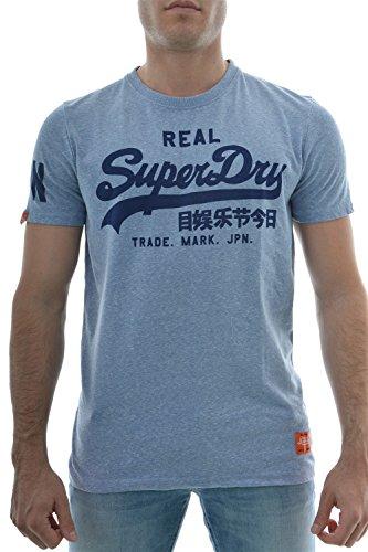 Superdry -  T-shirt - Maniche corte  - Uomo