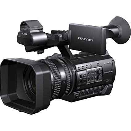 Sony-HXR-NX100-Full-HD-Camcorder-BATTERY-&-CHARGER-NOT-INCLUDED