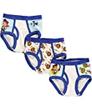 Jake and the Neverland Pirates Little Boys' Toddler High Seas 3-Pack Briefs