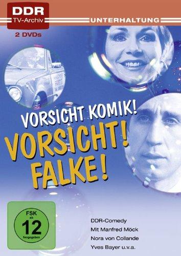 Vorsicht Falke (2 Discs)