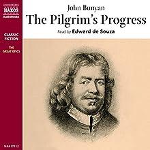 The Pilgrim's Progress Audiobook by John Bunyan Narrated by Edward de Souza
