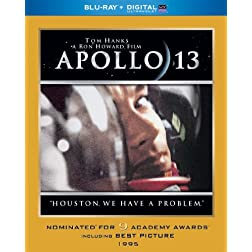 Apollo 13 (Blu-ray + Digital with UltraViolet)