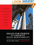 Issues for Debate in Corporate Social...