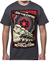 Star Wars SS Revolution Mens T-Shirt