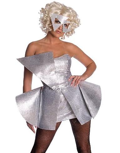 lady gaga bubble dress costume halloween fun shoppe