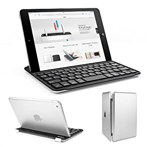 Anker Ultra-Slim Bluetooth Wireless Aluminum Keyboard & Cover