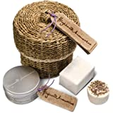 Scottish Fine Soaps Highland Aromatics Coorie In Basket Gift Set (Packaging Varies)by Scottish Fine Soaps
