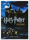 Harry Potter Pelna Kolekcja lata 1-7 [BOX] [8DVD] (Pas de version française)